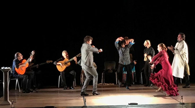 Flamenco Swirls Its Way to LaGuardia